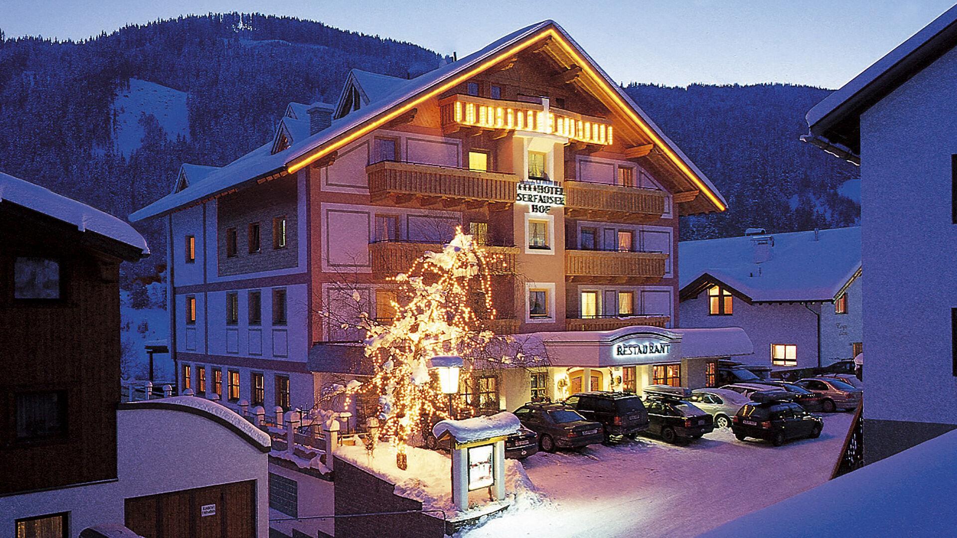 Hotel Serfauserhof in Serfaus